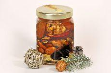 Mézes aszalt gyümölcs magvakkal 196 ml